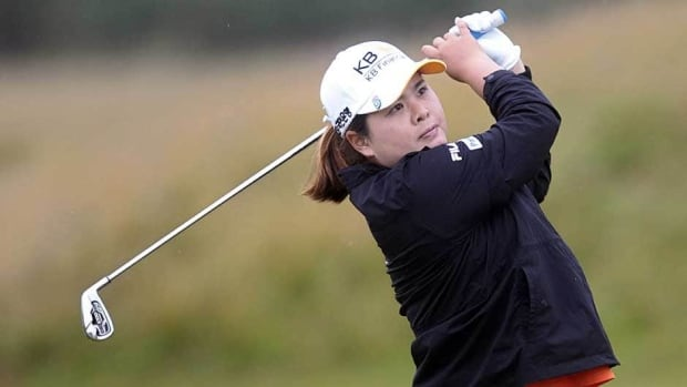 Inbee Park won three majors in a row this season on the LPGA Tour, but couldn't capture the Women's British Open.