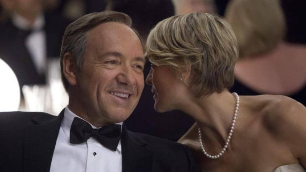 House of Cards is an original Netflix program, part of the offering that attracted another 2.3 million Americans in the last quarter.