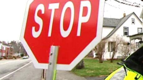 School crossing guard cuts considered in Saint John - CBC.ca