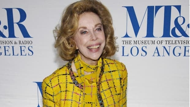 Television personality Joyce Brothers, pictured here at an event at the Museum of Television & Radio in Beverly Hills, Calif. in December 2006, has died. She was 85.