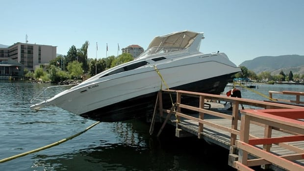The Penticton RCMP are investigating the navigational skills and safe boating habits of a Penticton man, after drove his boat onto the Penticton City Wharf on Okanagan Lake late Tuesday evening.
