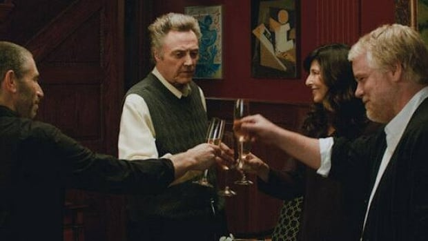 A Late Quartet stars Mark Avenir, Christopher Walken, Catherine Keener and Philip Seymour Hoffman.
