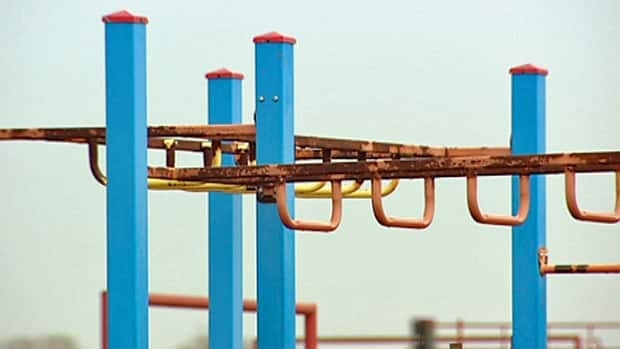 Monkey bars will soon be a thing of the past at local public elementary schools.