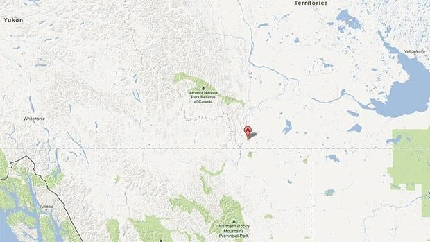 About 600 people live in the community of Fort Liard, N.W.T.