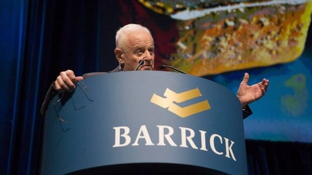 Barrick Gold, whose chairman and founder Peter Munk is seen above, says it is selling the three mines that make up the Yilgarn South assets in Western Australia as part of an effort to optimize the company's portfolio and maximize profits.