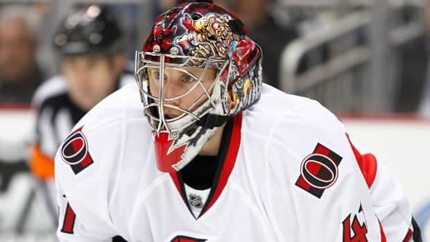 Ottawa wasted no time in naming Craig Anderson the starter for Game 5, despite the fact he hasn't finished two of the last three games.
