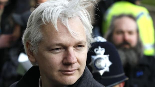 Wikileaks founder Julian Assange says that the material from Syrian emails is embarrassing to Syria and to Syria's external opponents.