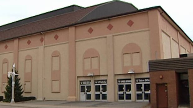 An urban mall will eventually replace the 84-year-old hockey arena known as 'The Barn.'