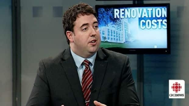 Liberal MHA Andrew Parsons questions whether the renovations to the premier's office are absolutely necessary.