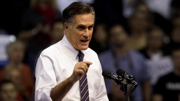 Republican presidential candidate and former Massachusetts governor Mitt Romney is telling top donors that President Barack Obama won re-election because of the gifts he had already provided to blacks, Hispanics and young voters.