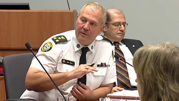 Toronto police Chief Bill Blair wants to reopen the discussion about photo radar, saying it's a cost-effective way to free up officers for other tasks.