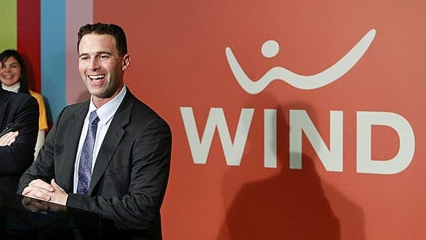 Wind Mobile CEO Anthony Lacavera plans eventually to leave and start a venture capital company focused on telecom, technology and media.