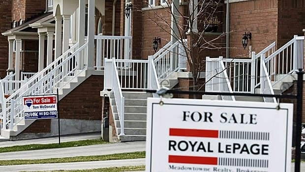 Tighter CMHC rules are pushing more and more people into subprime borrowing to finance their real estate plans.