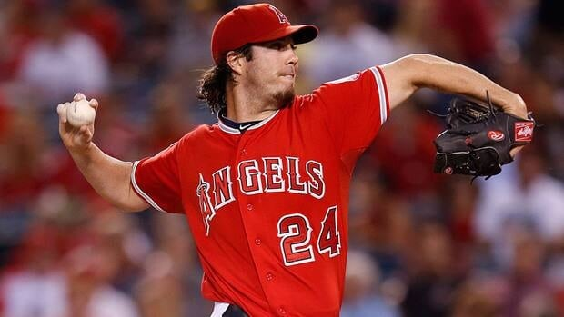 Right-hander Dan Haren is a three-time All-Star from 2007-09.