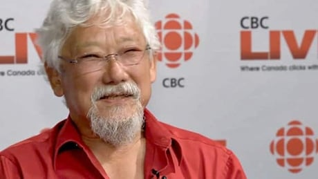 David Suzuki on Christy Clark's LNG plans: 'Be serious'
