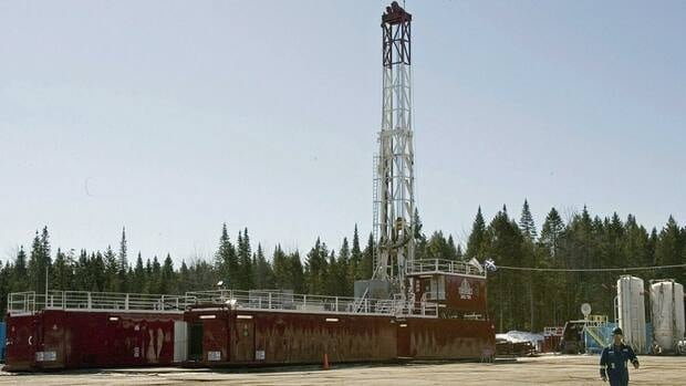 The Quebec government sait it will be formalizing a moratorium on shale gas exploration in central Quebec.