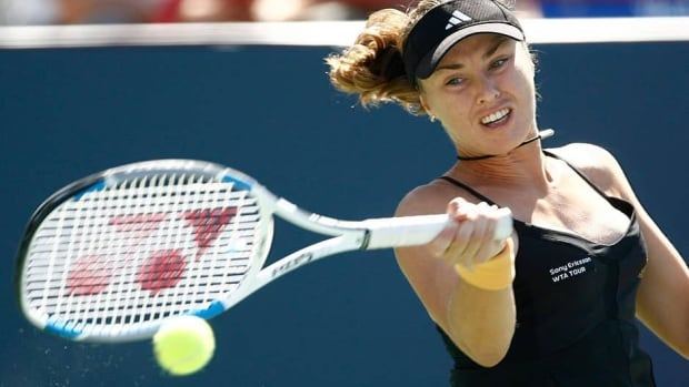 Martina Hingis has received a wild card into the doubles draw at the Rogers Cup in Toronto next month. She won doubles trophies at the tournament in 1998 and 2000.