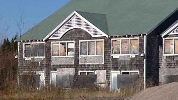 The owner of the Dynasty Spa property in Summerside says he intends to build a hotel catering to the Asian market.