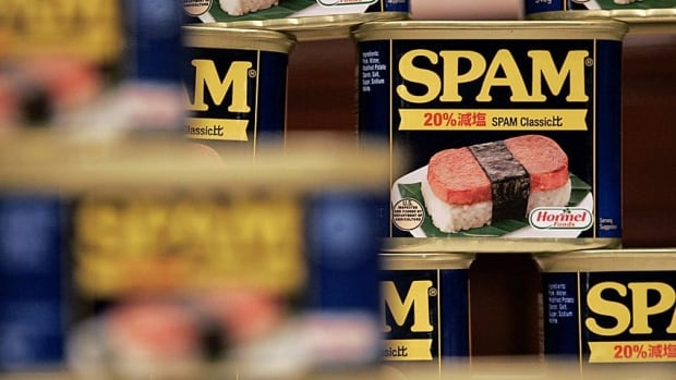 Hormel Foods, which makes Spam, is buying Skippy peanut butter for $700 million.