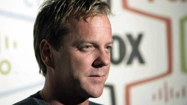 Actor Kiefer Sutherland lost his series Touch, but will return to screens with a rebooted 24.