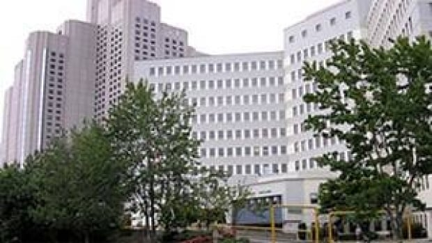 Officials say a ward in Vancouver General Hospital's Centennial Pavilion has been hit by a norovirus outbreak.