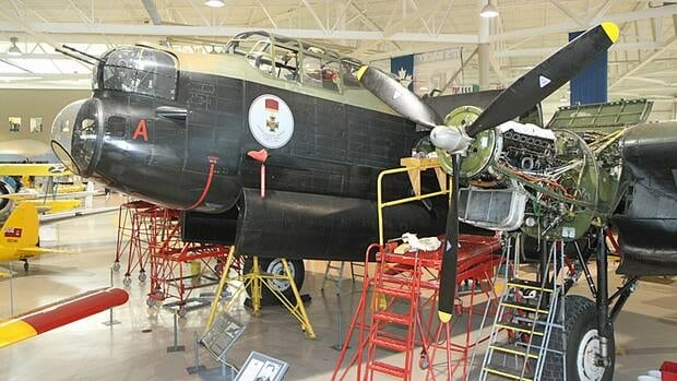 Engine overhauls for the Lancaster engines are underway, thanks to a fundraising campaign.