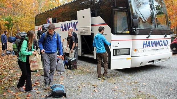 Parkbus was born in 2010 as a private initiative by a group of outdoor enthusiasts who wanted to make outdoor destinations in Ontario accessible by public transportation.