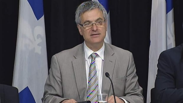 Justice minister, Jean-Marc Fournier, announced the lawsuit against tobacco companies.