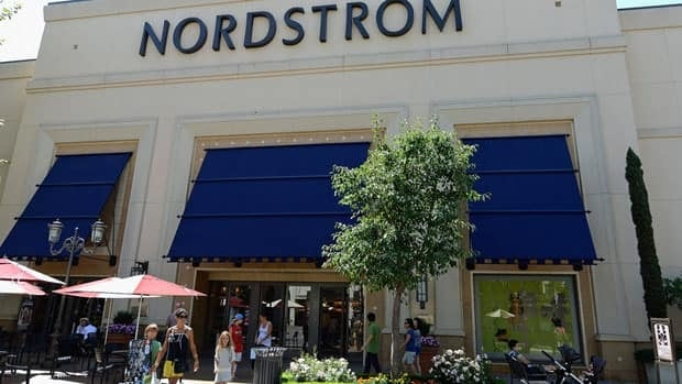 Nordstrom is set to announce it will open Canadian stores, much like this one in Los Angeles.