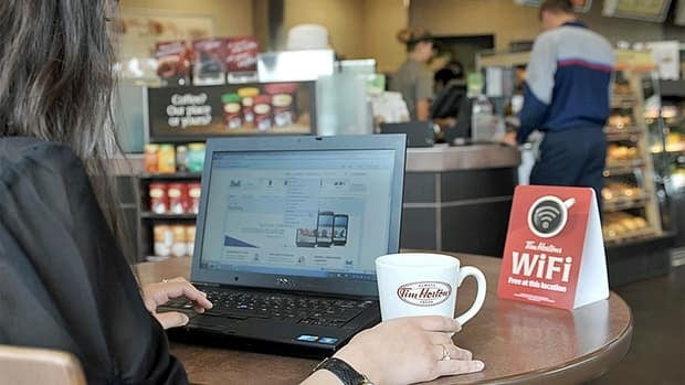 "Tim Hortons began rolling out high-speed Wi-Fi in its restaurants in 2012. A spokeswoman said Friday that DailyXtra.com (""everything gay, every day"") had been blocked from the restaurant chain's Wi-Fi networks in error by a third-party service provider."