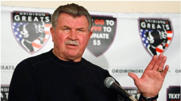 Mike Ditka played in five Pro Bowls in six seasons as a member of the Chicago Bears, winning the NFL championship in 1963.