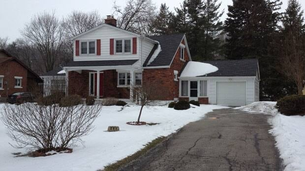 This home on West River Road in Cambridge is set to be demolished. A school bus driveway for nearby Tait Street Public School will take its place.