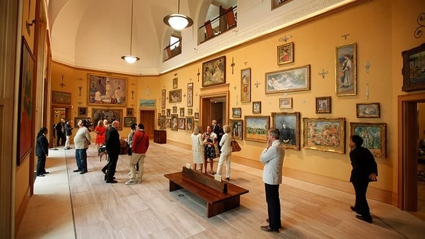 Contested Barnes Foundation artworks open in new Philly ...