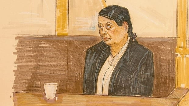 Mumtaz Ladha, 57, is accused of bringing a domestic worker to Canada from Tanzania and forcing her to work around the clock.