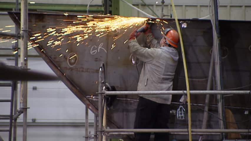 Irving shipbuilding loan