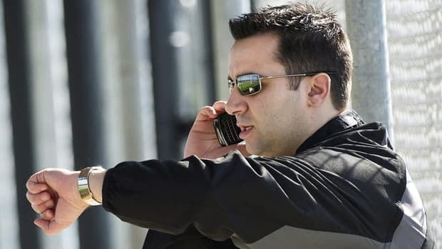 Toronto Blue Jays general manager Alex Anthopoulos selected D.J. Davis with the Jays' first pick this year.