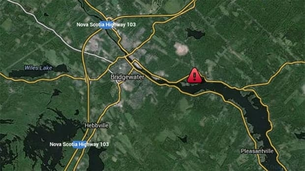 The drowning happened in the LaHave River, east of Bridgewater, N.S.