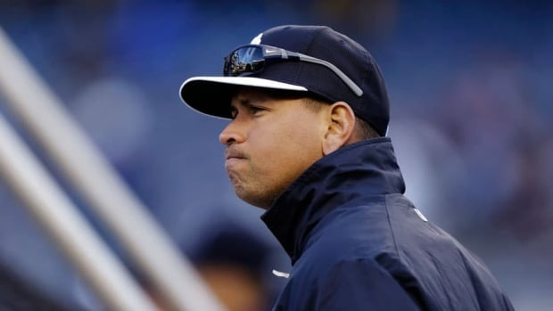 New York Yankees slugger Alex Rodriguez worked out for the second consecutive day at New York's complex in Tampa, Fla.