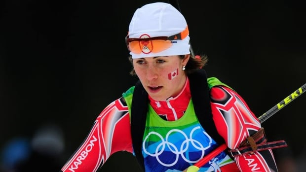 Canada's Megan Imrie has had to work as hard at raising funds as she has training to reach her Olympic dreams.