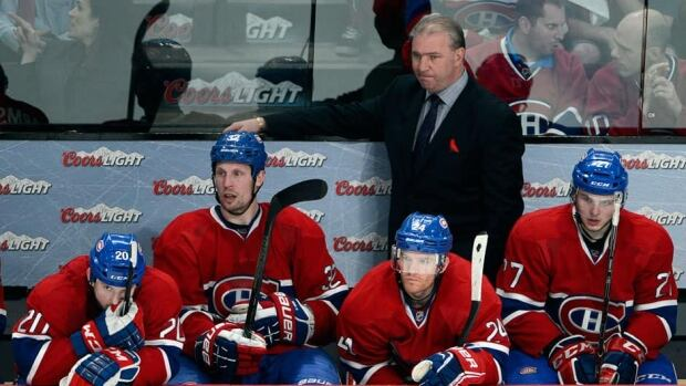 Head coach Michel Therrien and the Montreal Canadiens made a surprising return to prominence this season, and the team has a bright future despite falling short in the first round of the Stanley Cup playoffs.