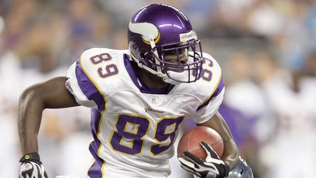 Chandler Williams was a seventh-round draft pick of the Minnesota Vikings in 2007 out of Florida International.