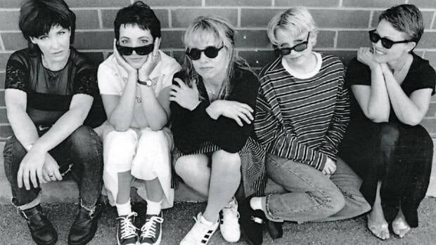 The Go-Go's are one of the most successful all-female bands ever and their single, Vacation, was the first to be released as a cassette single.