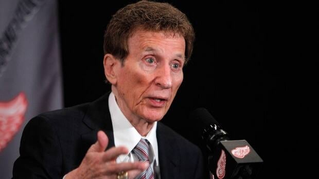Detroit Red Wings owner Mike Ilitch also owns the MLB's Detroit Tigers.