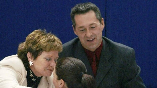 Benoit Lavoie announced he was stepping down as Skate Canada's president on Monday.