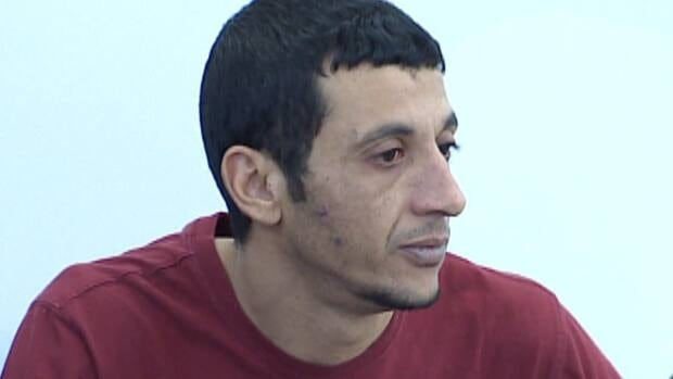 Sofyan Boalag, 33, in provincial court on Thursday.
