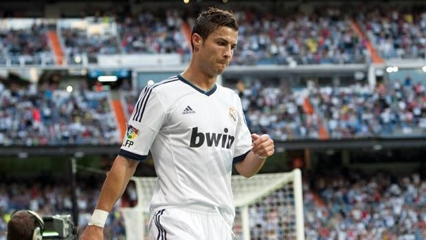Cristiano Ronaldo made as much of an impact Sunday with his post-match comments as he did with his two goals.