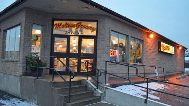 The owners of the Maltese Grocery store in Thunder Bay have suspended their catering operations after dozens of people became sick after eating food at catered events in the city last Thursday.