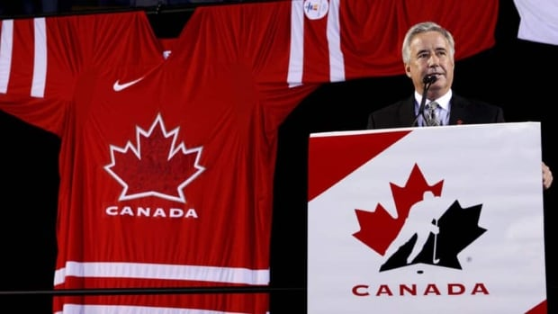 Bob Nicholson is the president and CEO of Hockey Canada, which banned bodychecking at the peewee-level on Saturday.