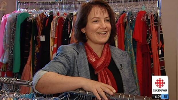 Louise Jones says Walkerville could use a market to complement her clothing business.