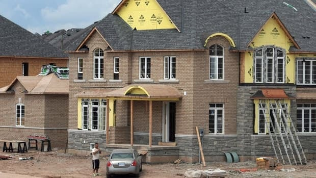 "Home sales have fallen across Canada and new housing starts are also down, but Finance Minister Jim Flaherty says he is not worried, calling the slowdown a ""healthy'' development."